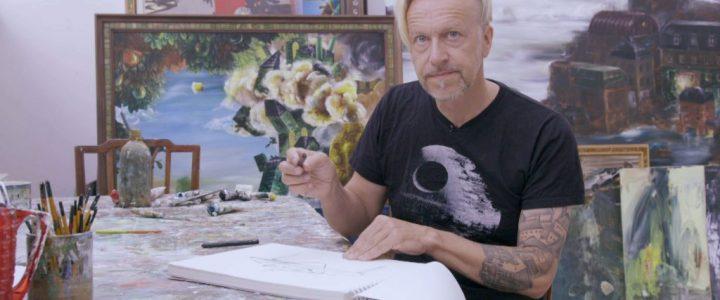 Målning och konst